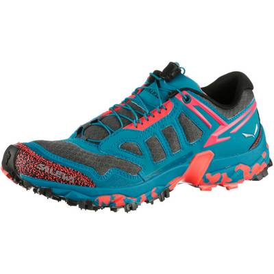 SALEWA WS Ultra Train Multifunktionsschuhe Damen blau/schwarz/rot