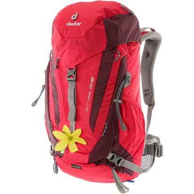 Deuter ACT Trail 28SL Alpinrucksack rot