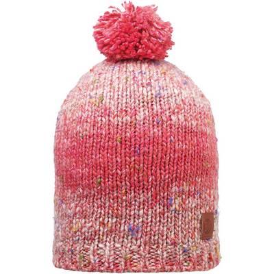BUFF Dryn Hat Bommelmütze pink