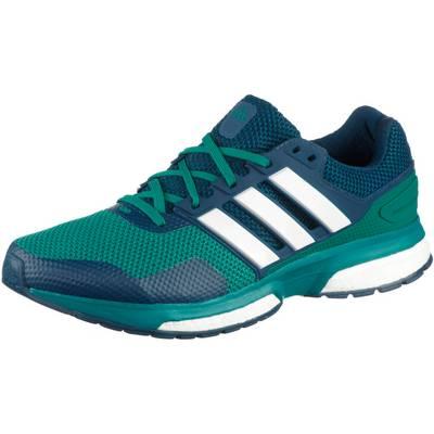 adidas Response Boost 2 Laufschuhe Herren grün/weiß
