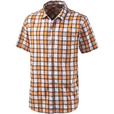 Schöffel Ranger Kurzarmhemd Herren orange