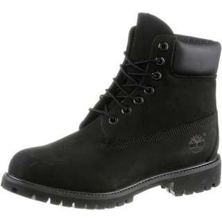 TIMBERLAND 6 Inch Premium Boots Herren black nubuck