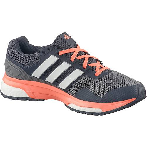 Adidas Response Boost 2 Laufschuhe Damen grauapricot im