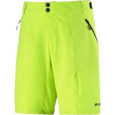 Ziener Craig X Bike Shorts Herren grün