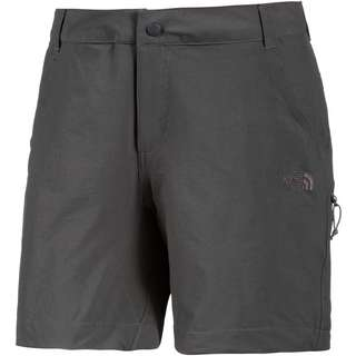 The North Face Exploration Funktionsshorts Damen asphalt grey