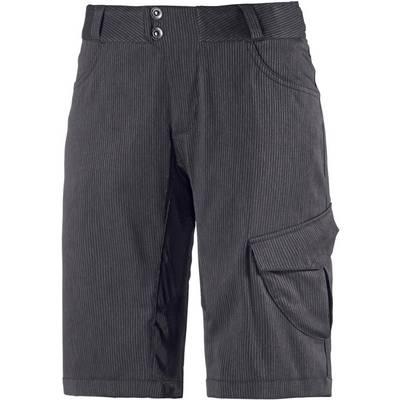 VAUDE Tremalzo Bike Shorts Damen schwarz