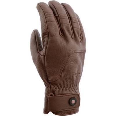 Roeckl Krokom Fingerhandschuhe braun