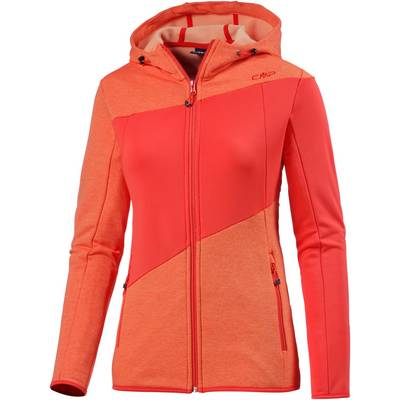 CMP Fleecejacke Damen orange
