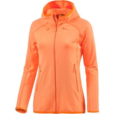 Haglöfs Limber Fleecejacke Damen orange