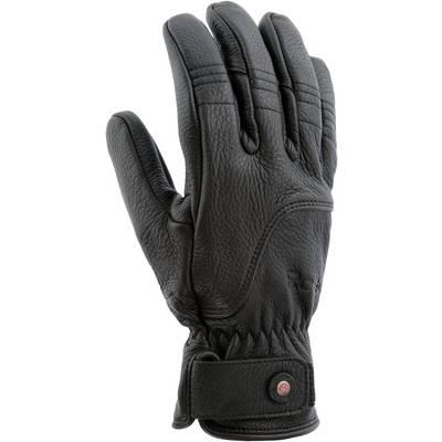 Roeckl Krokom Fingerhandschuhe schwarz