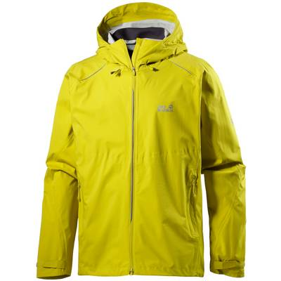 Jack Wolfskin Exhalation Funktionsjacke Herren lime
