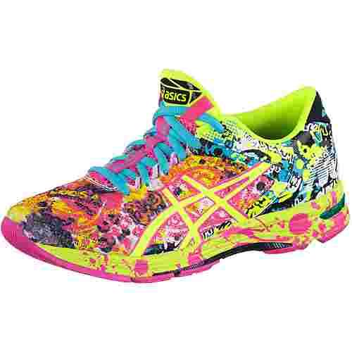 ASICS GEL-Noosa TRI 11 Laufschuhe Damen pink/neongelb im Online Shop von  SportScheck kaufen