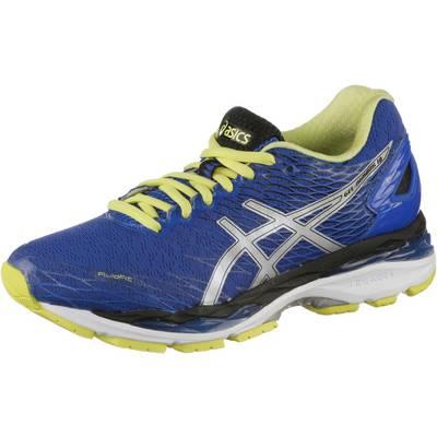 ASICS GEL-Nimbus 18 Laufschuhe Damen blau/gelb