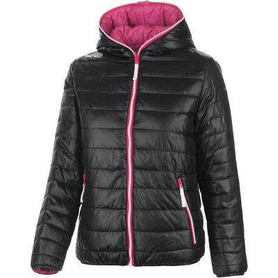 ICEPEAK Verina Wendejacke Damen schwarz/pink