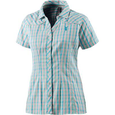 ICEPEAK Litzy Outdoorhemd Damen hellblau