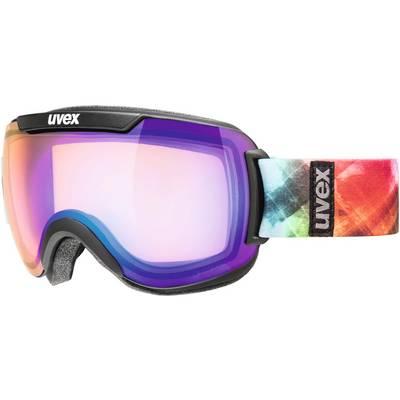 Uvex downhill 2000 VM M50 Skibrille black mat/litemirror blue