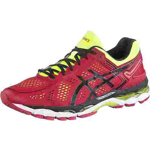 ASICS GEL-KAYANO 22 Laufschuhe Herren rot/schwarz im Online Shop von  SportScheck kaufen