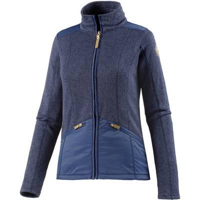 luhta aili fleecejacke damen blau im online shop von sportscheck kaufen. Black Bedroom Furniture Sets. Home Design Ideas