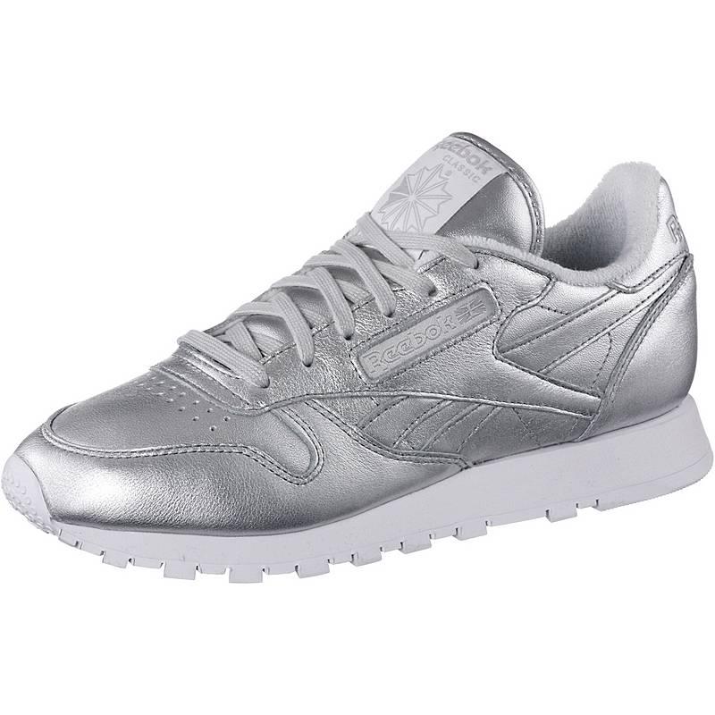 Reebok Classic Leather Spirit Sneaker Damen silber im Online Shop ... e2f129b6e0