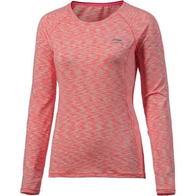 LI-NING Laufshirt Damen orange