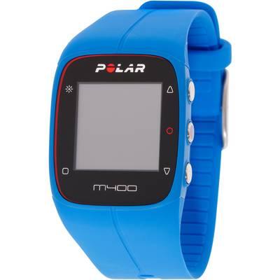 Polar M400 HR Fitness Tracker blau