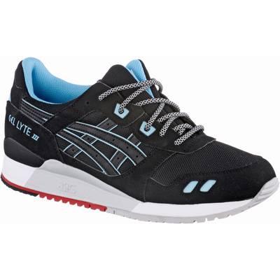 ASICS Gel Lyte 3 Sneaker schwarz