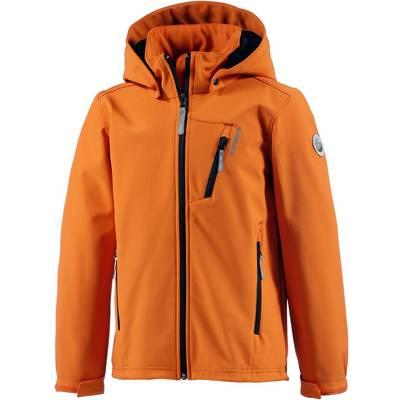 ICEPEAK Teemu Jr Softshelljacke Kinder orange