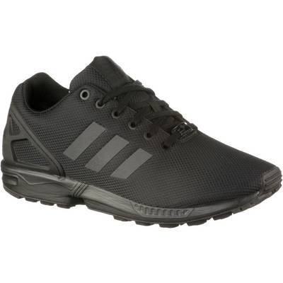 adidas ZX Flux Sneaker schwarz/ schwarz