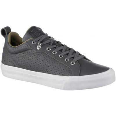 CONVERSE All Star Fulton Car Leather Sneaker Herren grau