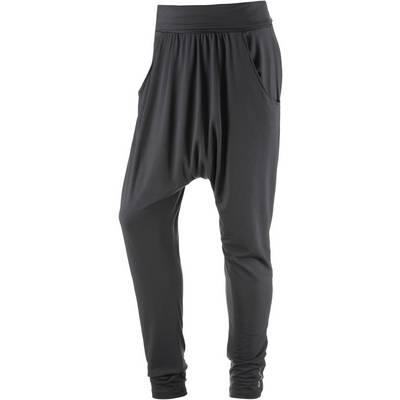 Reebok Yogapants Damen schwarz