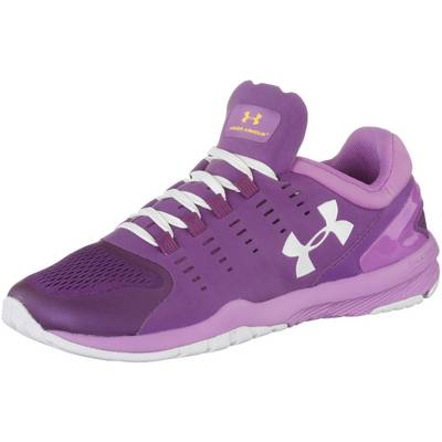 Under Armour Charged Stunner TR Fitnessschuhe Damen lila/pink