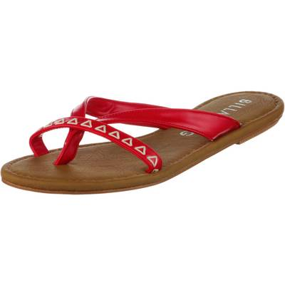 Billabong Kopter Zehensandalen Damen rot