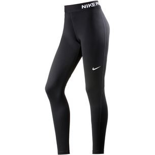 Nike Pro Dry Fit Tights Damen schwarz