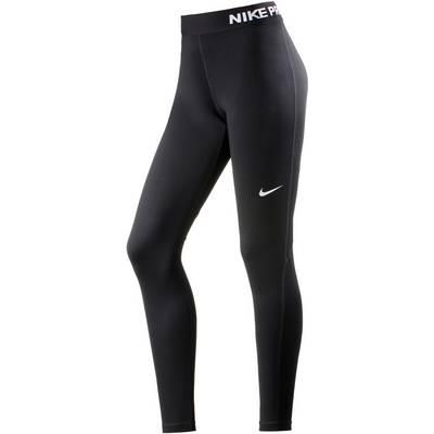 Nike Pro Dry Fit Tights Damen schwarz