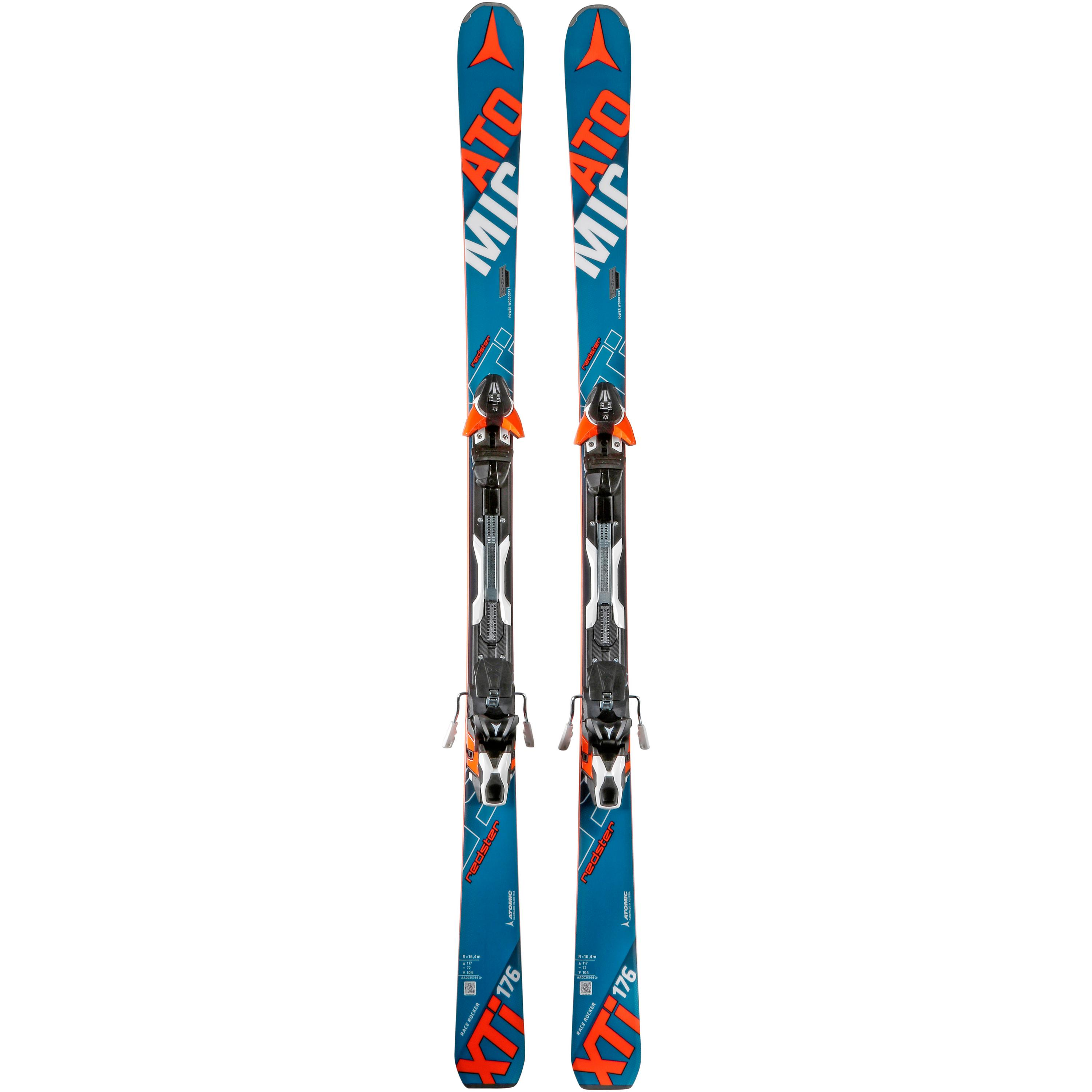 ATOMIC Redster XTI Race Carver Race Carver 169 Normal