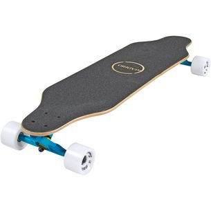 Madrid Palm Longboard blau