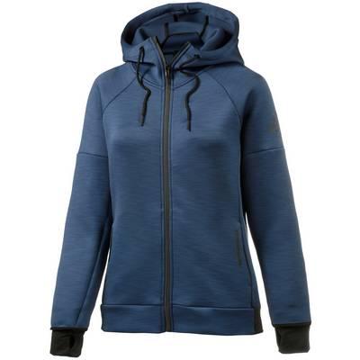 adidas Trainingsjacke Damen dunkelblau