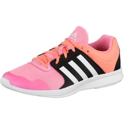 adidas Essential Fun 2 Fitnessschuhe Damen pink/orange