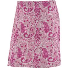 Maui Wowie Minirock Damen pink/grau mélange