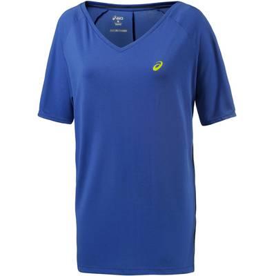 ASICS Funktionsshirt Damen blau