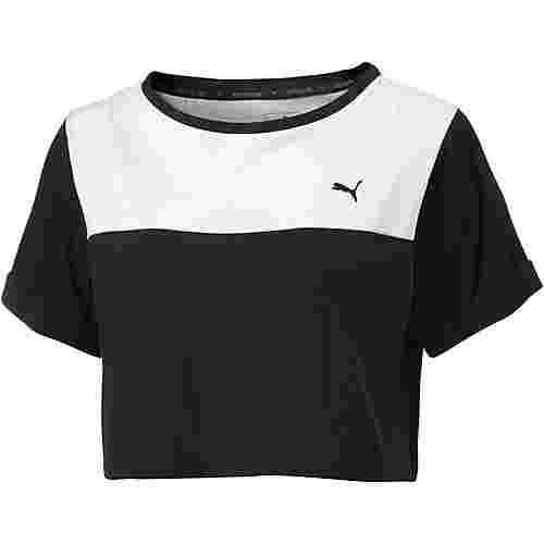 PUMA T Shirt schwarz | XS