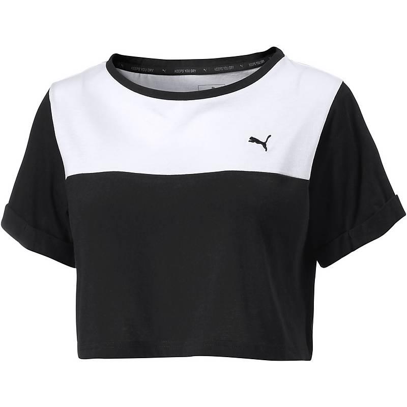 puma tshirt damen schwarz