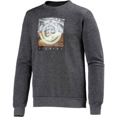 Element Flow Sweatshirt Herren anthrazit