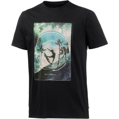 Billabong Elevation T-Shirt Herren schwarz