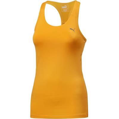 PUMA Funktionstank Damen gelb