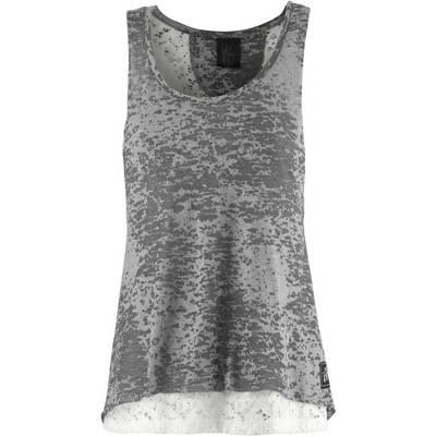 WLD Amima II Tanktop Damen grau/weiß