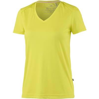 Limited Sportswear Shirt Silka Tennisshirt Damen gelb