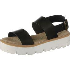 Coolway Sandalen Damen schwarz