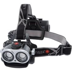 Led Lenser Xeo 19 R Stirnlampe LED schwarz