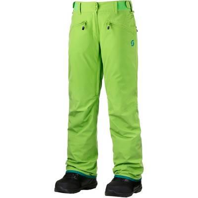 SCOTT Terrain Dryo Snowboardhose Damen grün